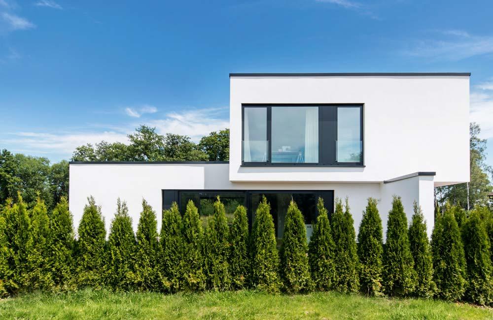 Einfamilienhaus, Windhausen